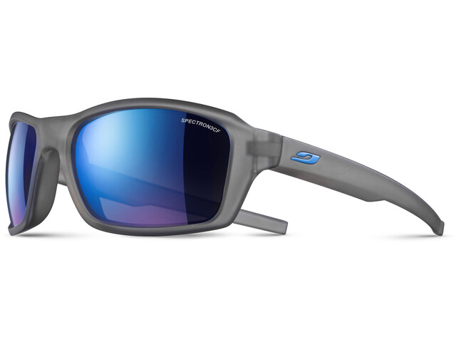 Julbo Junior 8-12Y Extend 2.0 Spectron 3CF Sunglasses Translucent Gray/Blue-Multilayer Blue